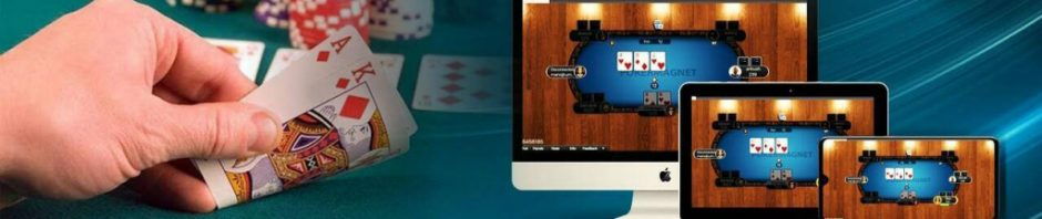What is Online Poker